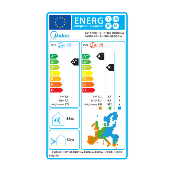 midea-aurora-energy-label-12